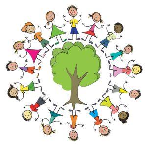 enfant monde arbre