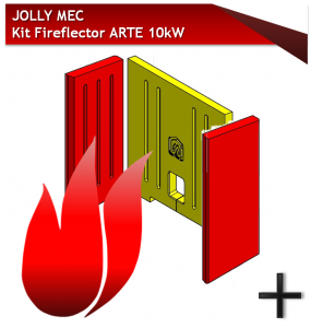 JOLLY MEC KIT FIREFLECTOR ARTE 10