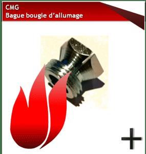 CMG BAGUE BOUGIE