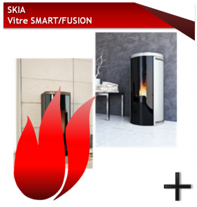 PIECES SKIA VITRE FUSION SMART