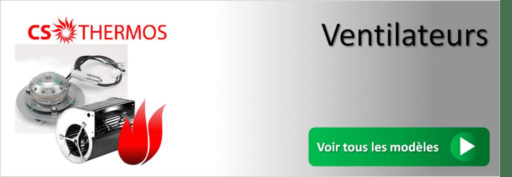 pièces cs thermos VENTILATEURS-CS-THERMOS