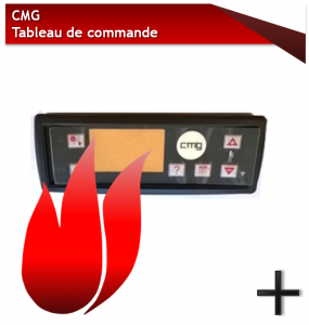 CMG TABLEAU DE COMMANDE
