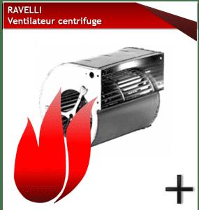 Ravelli ventilateurs ravelli granul s co d veloppement - Ventilateur pour poele a pellet ...