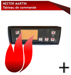 PIÈCES NESTOR MARTIN TABLEAU DE COMMANDE