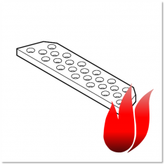 catalyseur montegrappa pellet
