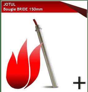 pièces jotul bougie BRIDE 150mm