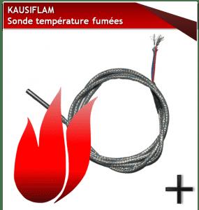 PIECES KAUSIFLAM-SONDE-TEMPERATURE-FUMEES