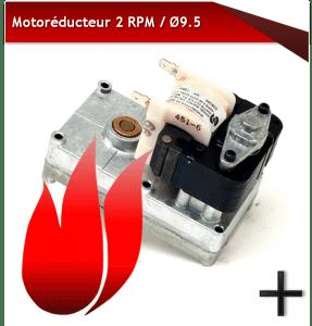 Motoréducteurs 2RPM 9.5