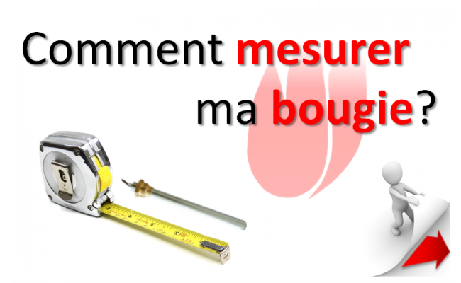 mesure bougie d'allumage ged