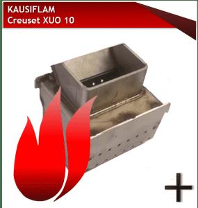 PIECES KAUSIFLAM CREUSET XUO 10