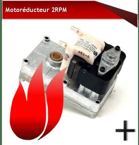 pieces ZIBRO MOTOREDUCTEUR 2 RPM