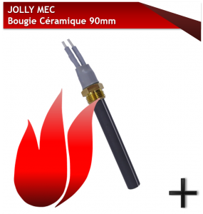JOLLY MEC BOUGIE CERAMIQUE