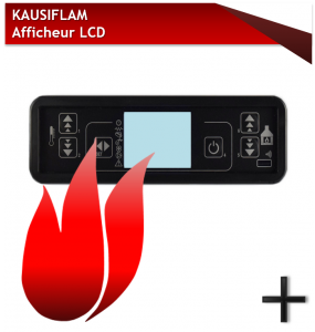 KAUSIFLAM ECRAN LCD