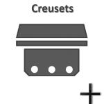 pieces ravelli creusets