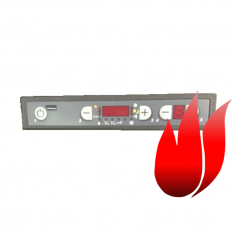 NORDICA EXTRAFLAME Afficheur LED